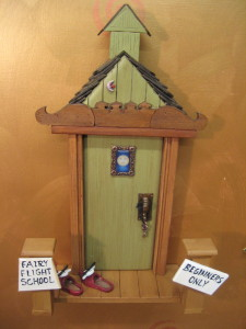 Fairy Door by E Mericas