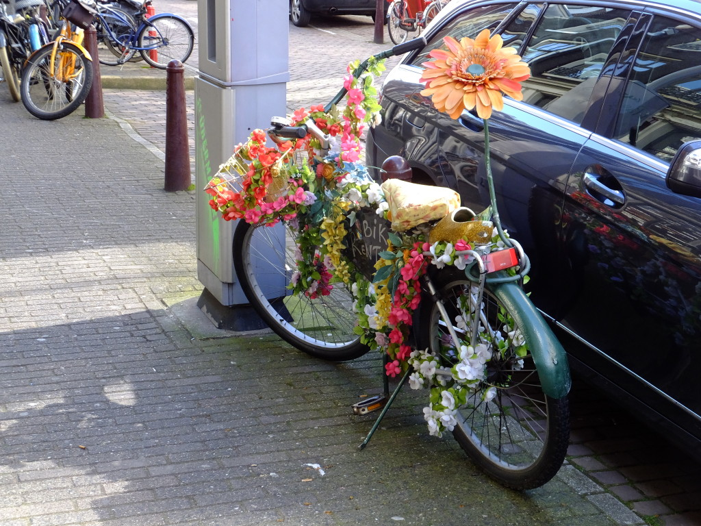 Flower Power Bike