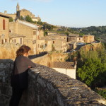 Waiting for sunset-Orvieto